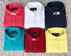 Men Fancy Cotton Shirts