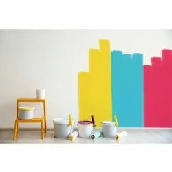 Industrial Wall Painting Service, Location Preference: Pune