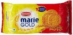 Biscuit Normal Britannia Marie Gold, 250g, Packaging Type: Bag