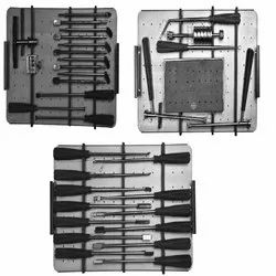 Lumbar Cage Spine Instrument Set - Zealmax India