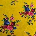 Printed Rayon Dress Fabric