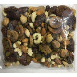 Mixed Dry Fruits, Packaging Type: Vacuum Bag