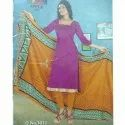 Ladies Unstitched Salwar Suit