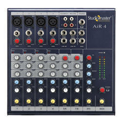 Air 4 Mixer Studiomaster