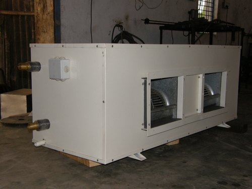 Omeel Dx Type Fan Coil Unit For Industrial Use Id