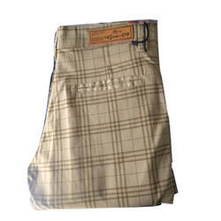 Gee 09 Checked Cotton Trouser