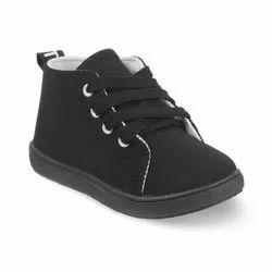 KTB547 BLACK Kids Casual Shoes