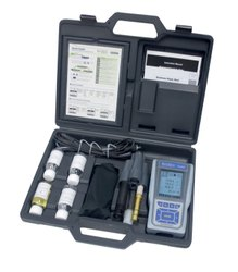 Multiparameter Portable Meter pH/ mV/Ion/ Conductivity/  TDS/ Resistivity/ Salinity/ Do/ Temp