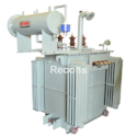 Oil Cooled Distribution Transformer With OLTC