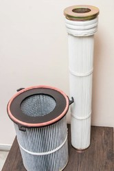 Pleated Dust Collector Filter Cartridges