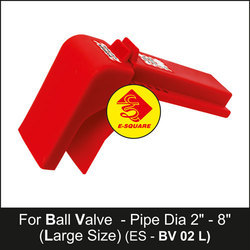 Ball Valve Lockout - Large
