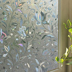 Jaiguru Stainless Steel Fabricator Natural And Transparent Decorative Glass