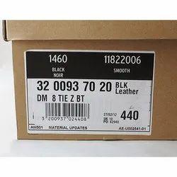 Footwear Label