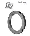 Skf Housing And Accessories Lock Nut