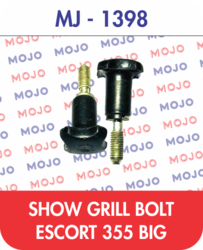 MOJO / MPOWER Show Grill Bolt Escort 355 Big