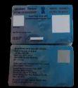 PVC PAN CARD PRE-PRINTED