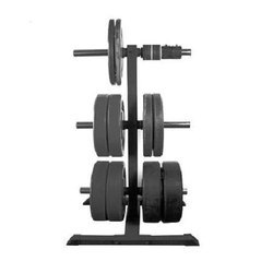 Weight Plate Stand Rack
