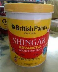 British Paints Shingar