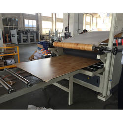 Fully Automatic Paper Sticking Machine