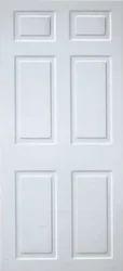 6 Panel Decorative Door