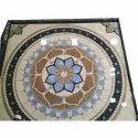 Printed Ceramic Floor Tiles