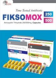 Amoxycillin 500mg Capsule