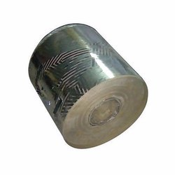 Plain Silver Paper Plate Roll