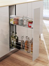 Kitchen Pull Out Trolley