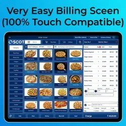 Restaurant Ordering System Software