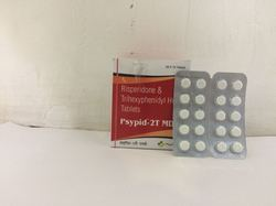 Trihexyphenidyl 2mg With Risperidone 2 Mg Tablets Md