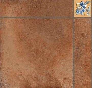 Cotto Bronze Ceramic Floor Tiles