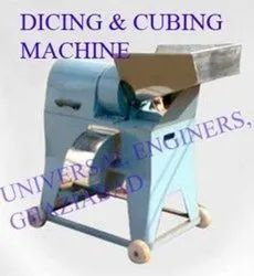 Ac Papaya Cubing Machines, Automation Grade: Automatic, Capacity: 200-500 kg/hr