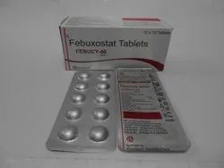 Febucy 40 Mg Febuxostat Tablets, Prescription, Evident Healthcare