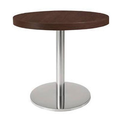 Wooden Top Round Coffee Table, Weight: 20 kg