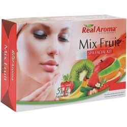 Real Aroma Chemical Mix Fruit Aroma Facial Kit