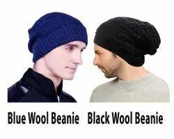 47b84803abf Woolen Beanie Cap - Woolen Blue Beanie Cap Manufacturer from Mumbai