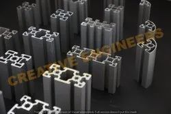 Aluminum Section And Extrusion