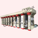 6 Color Rotogravure Printing Line, Automatic Grade: Automatic, Die Cutting