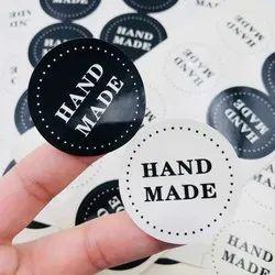 Sticker, Usage: Advertising