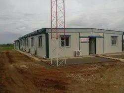 Prefabricated Site Office, Canteen, Toilet Block-Puf