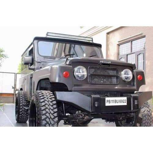 Supercars Gallery Jonga Jeep Modified