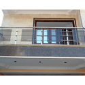Glass Railing Grill