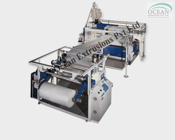 Air Bubble Sheet Making Machine