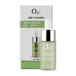 O3  Deep Concerns 3 Pore Clean-Up skin serum 20 ml