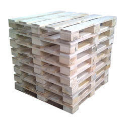 Warehouse Wood Pallet