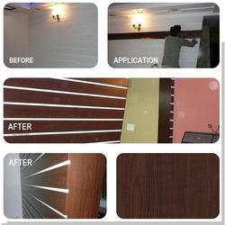 German PVC Furniture Films