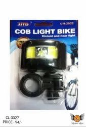 Bicycle Battery Headlight