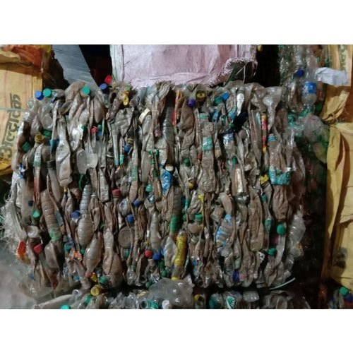PET Bottle Scrap, for Plastic Industry, Packaging Type: Loose