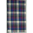 Cotton Yarn Dyed Check Stoles