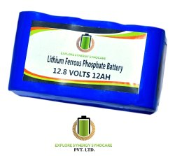 Lithium Iron Phosphate Batteries 12.8V 12Ah, 5 Years Warranty